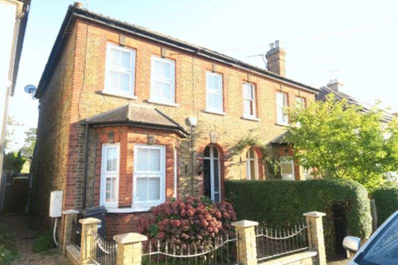 3 Bedrooms Semi Detached House for sale in BEDFONT - 3 BED SEMI