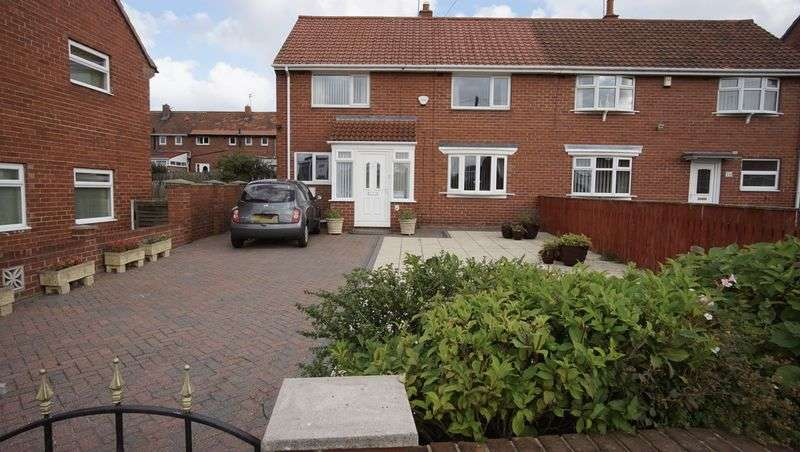 3 Bedrooms Terraced House for sale in PEREGRINE PLACE, Longbenton