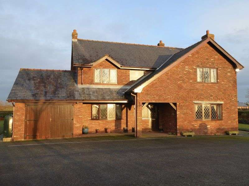 4 Bedrooms Detached House for sale in Long Lane, Wettenhall