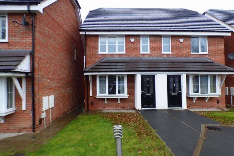 3 Bedrooms Semi Detached House for sale in The Laurels, Erdington