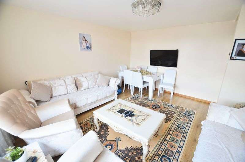 4 Bedrooms Flat for sale in Homerton High Street, Homerton E9