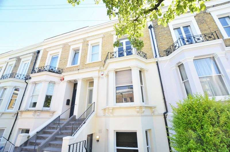 1 Bedroom Flat for sale in Glenarm Road, Clapton E5