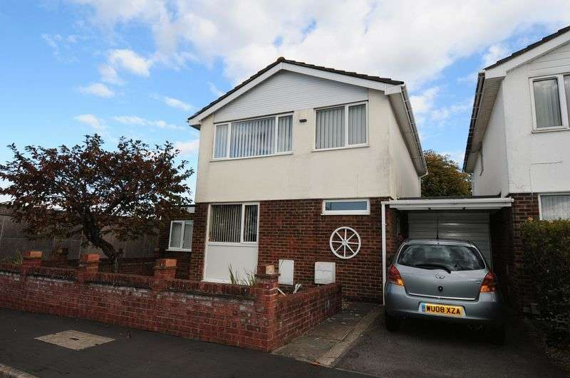 4 Bedrooms Detached House for sale in Woodmarsh Close, Whitchurch, Bristol, BS14