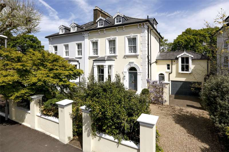 6 Bedrooms Semi Detached House for sale in Claremont House, Herne Road, Surbiton, KT6