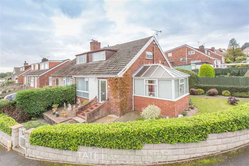 3 Bedrooms Semi Detached House for sale in Roman Way, Bryn Tirion, Bagillt