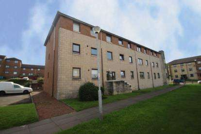 1 Bedroom Flat for sale in Dunbeth Road, Coatbridge, North Lanarkshire