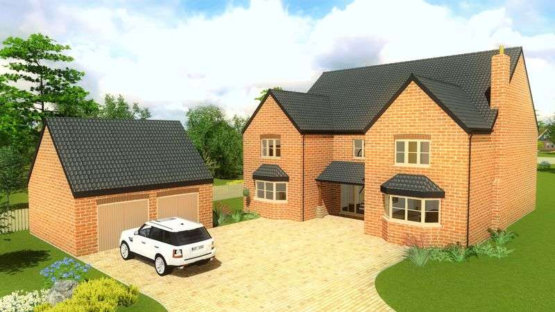 5 Bedrooms Detached House for sale in Begdale Road, Elm, Cambridgeshire