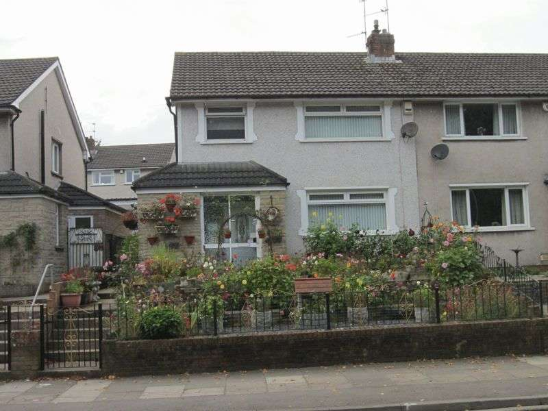 3 Bedrooms Semi Detached House for sale in Michaelston Road Michaelston Cardiff CF5 4SX