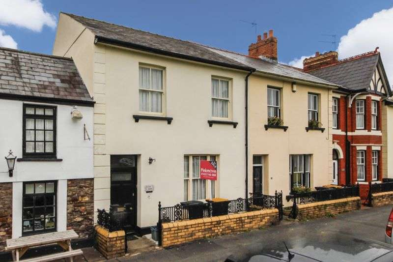 3 Bedrooms Terraced House for sale in Goldcroft Common, Newport