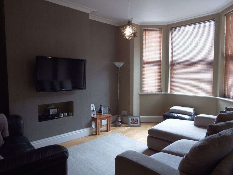 4 Bedrooms Terraced House for sale in Nottingham Road, Nottingham