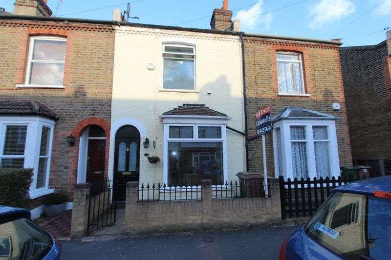 3 Bedrooms Terraced House for sale in Warwick Road, Sutton