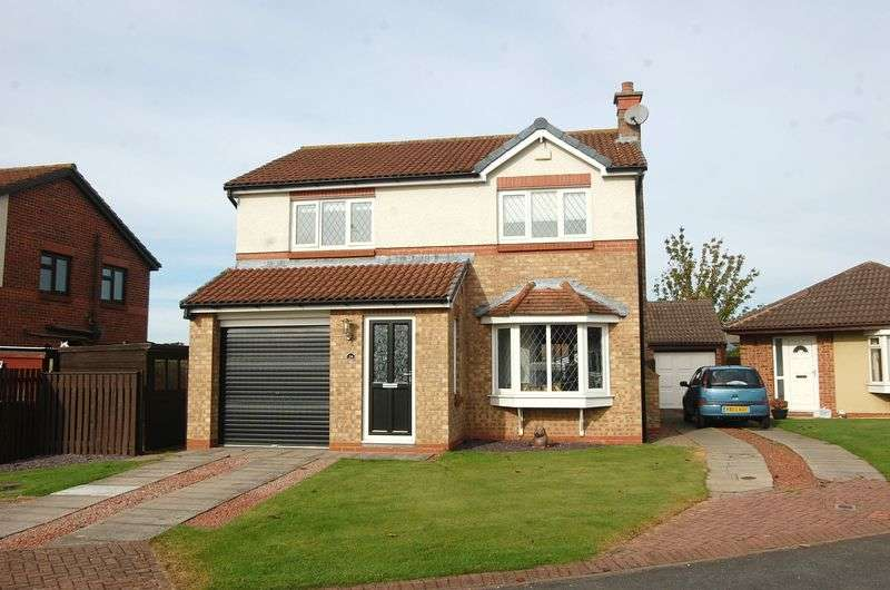 4 Bedrooms Detached House for sale in Crestbrooke, Northallerton