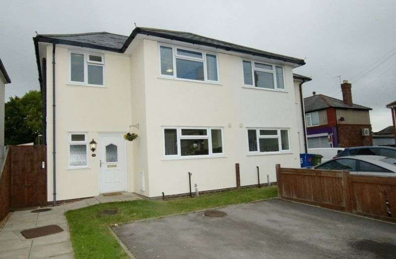 2 Bedrooms Semi Detached House for sale in Second Avenue, Llay, Wrexham