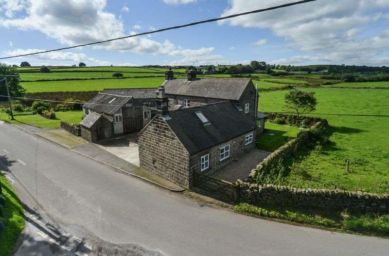 3 Bedrooms Property for sale in The Smithy, Alderwasley