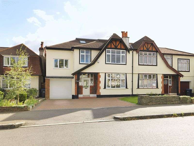 6 Bedrooms Semi Detached House for sale in Berrylands, Surbiton, KT5