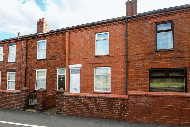 2 Bedrooms Terraced House for sale in Warrington Road, Marus Bridge