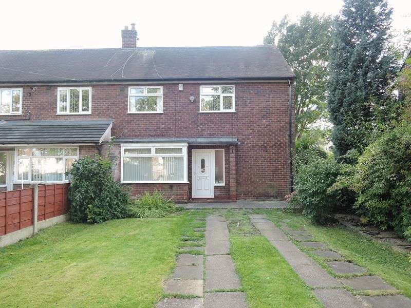 3 Bedrooms Semi Detached House for sale in Cornishway, Manchester