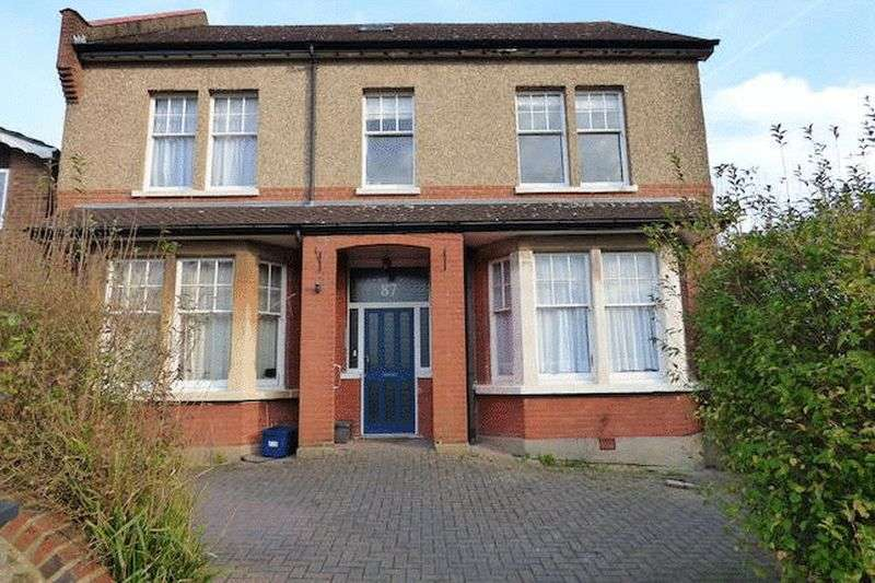 2 Bedrooms Flat for sale in Normandy Avenue, Barnet