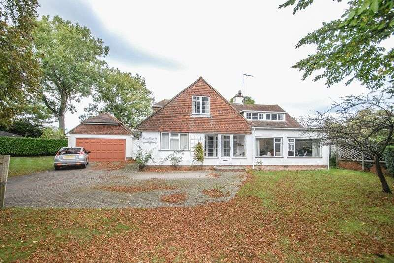 4 Bedrooms Detached House for sale in Lewes Road, Ditchling