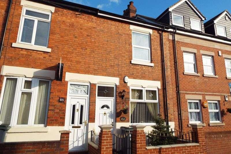2 Bedrooms Terraced House for sale in Keary Street, Stoke, Stoke-On-Trent