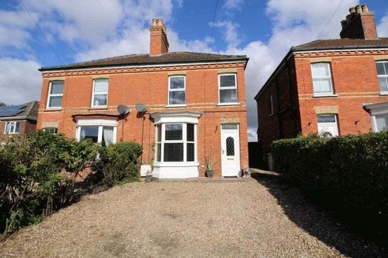 3 Bedrooms Semi Detached House for sale in Spilsby Road, Horncastle