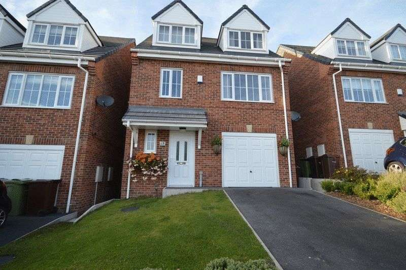 4 Bedrooms Detached House for sale in Orchard Hill, Castleford
