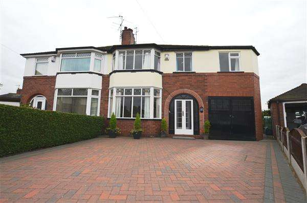 4 Bedrooms Semi Detached House for sale in Ronson Avenue, Trent Vale, Stoke on Trent