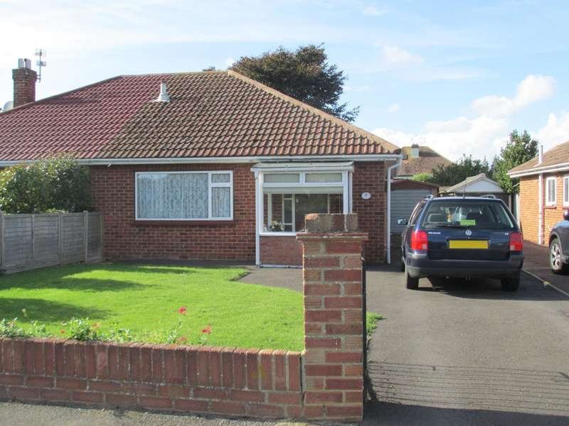 2 Bedrooms Bungalow for sale in Mansfield Road, North Bersted, Bognor Regis, West Sussex, PO22 9EZ