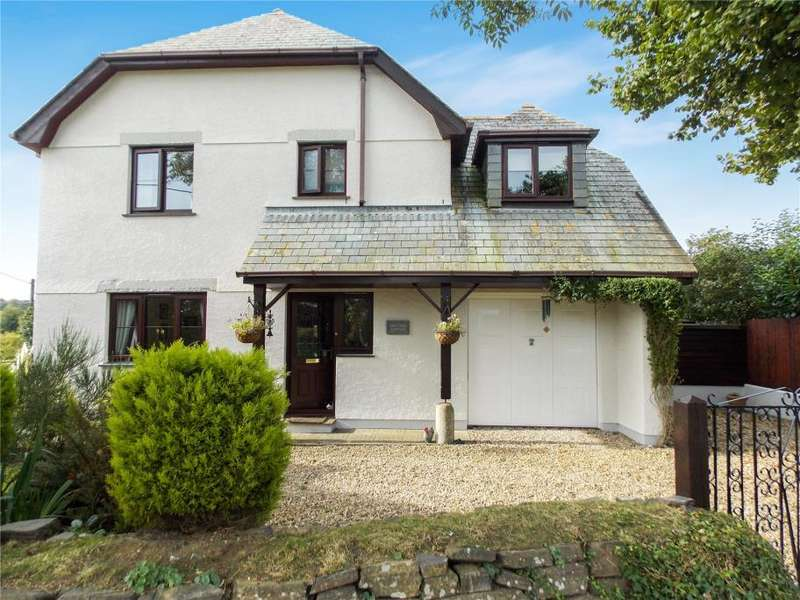 4 Bedrooms Detached House for sale in Trebullett, Launceston, Cornwall