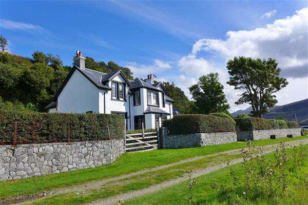 4 Bedrooms Villa House for sale in Kilbrannan, Newton Shore, Lochranza