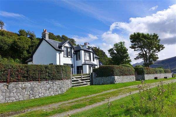 4 Bedrooms Villa House for sale in Kilbrannan, Newton Shore, Lochranza