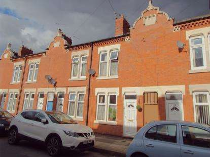 3 Bedrooms Terraced House for sale in Cooper Street, Leicester