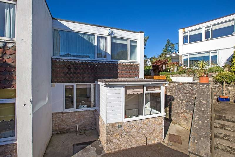2 Bedrooms House for sale in 7 Mill Hill Court, Stoke Gabriel, Paignton