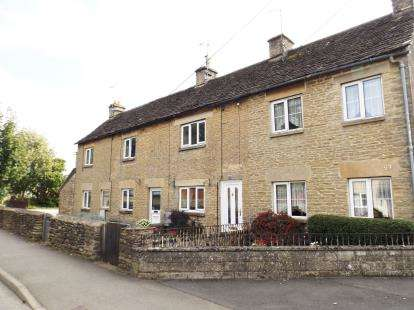 2 Bedrooms Terraced House for sale in London Road, Tetbury