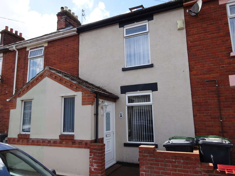 3 Bedrooms Terraced House for sale in Palgrave Road, Great Yarmouth