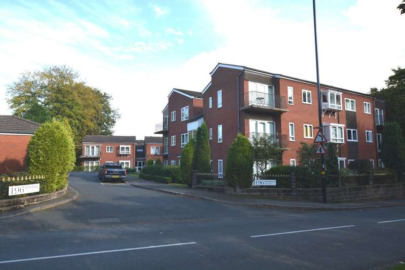 2 Bedrooms Flat for sale in Yewdale, 196 Harborne Park Road