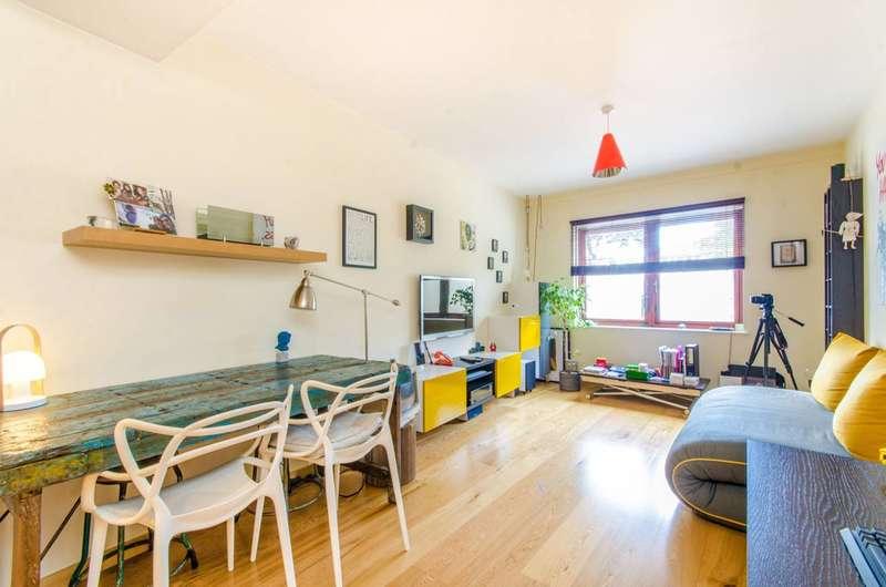 1 Bedroom Flat for sale in Graham Street, Islington, N1