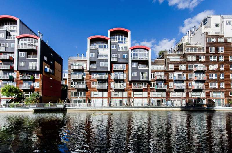 2 Bedrooms Flat for sale in Renaissance Walk, Greenwich, SE10