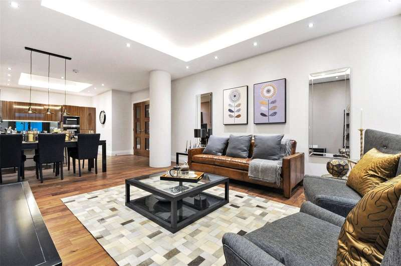 3 Bedrooms Flat for sale in Muswell Hill, Muswell Hill, London, N10