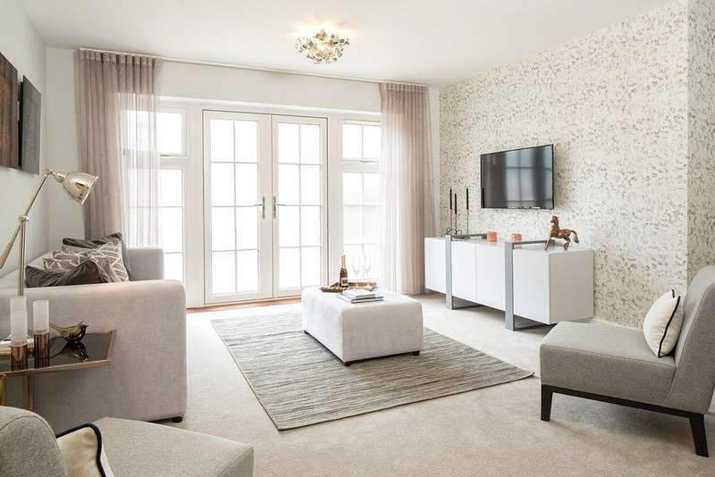 2 Bedrooms Flat for sale in London Road, St. Albans, Hertfordshire, AL1