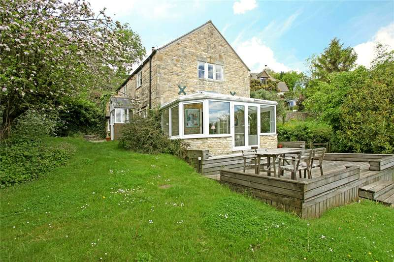 4 Bedrooms Detached House for sale in Oakridge Lynch, Stroud, Gloucestershire, GL6