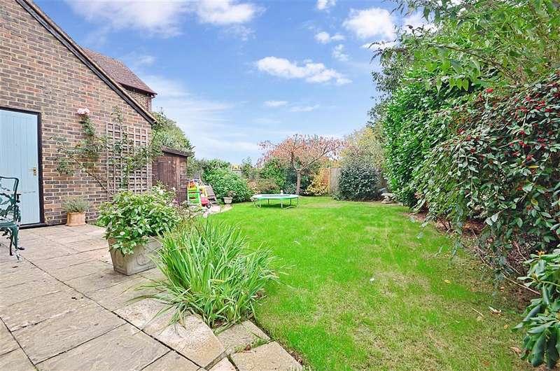 4 Bedrooms Detached House for sale in Gybbons Road, Rolvenden, Cranbrook, Kent