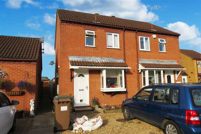 2 Bedrooms End Of Terrace House for sale in Summerfield Drive, Sleaford