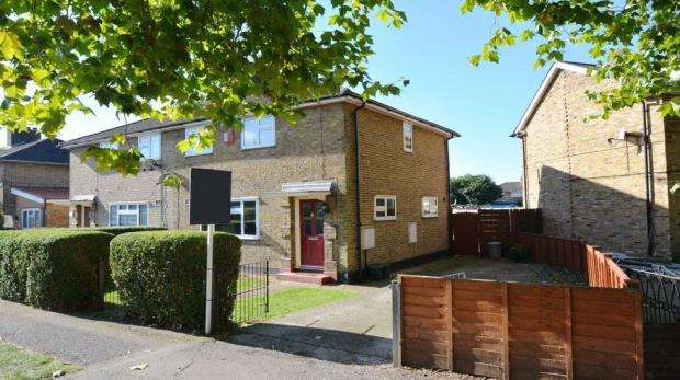 3 Bedrooms Semi Detached House for sale in Acacia Avenue, West Drayton