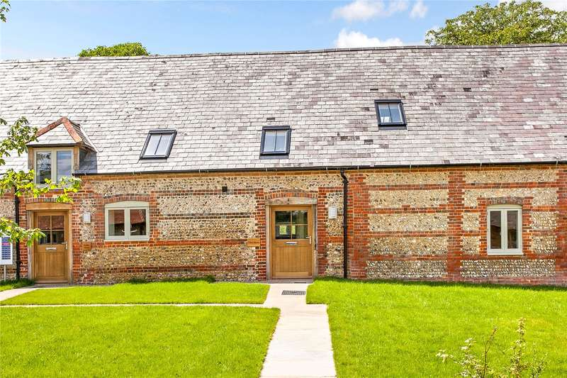 2 Bedrooms Barn Conversion Character Property for sale in Manor Barns, Hazeley Road, Twyford, Hampshire, SO21