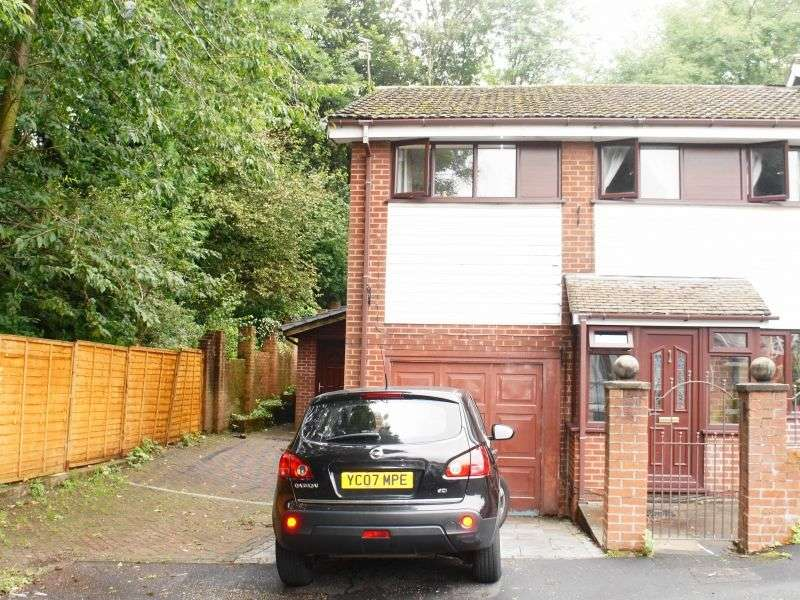 4 Bedrooms Semi Detached House for sale in Dean Court, Rochdale, Greater Manchester. OL11 1TX