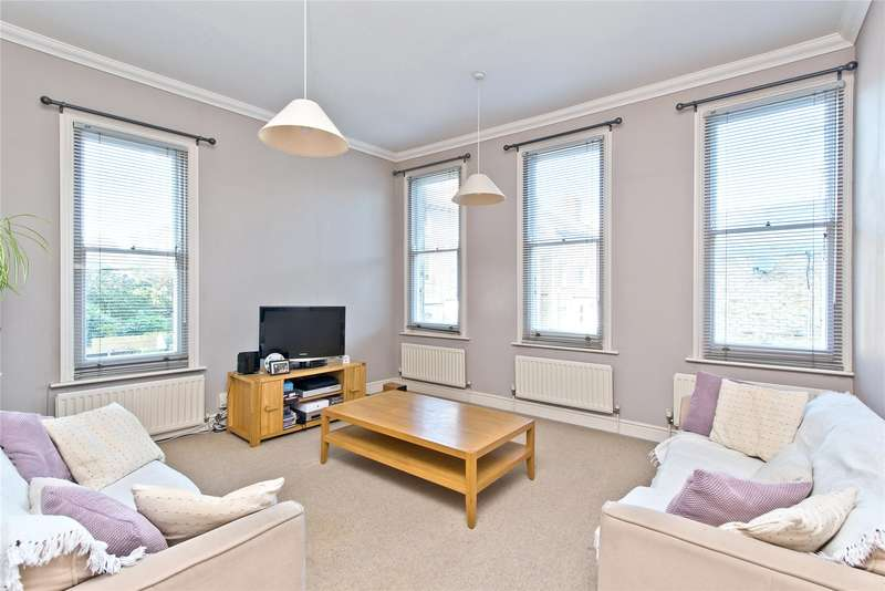2 Bedrooms Flat for sale in High Street Wimbledon, London, SW19