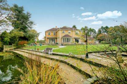 4 Bedrooms Detached House for sale in Towers Road, Poynton, Stockport, Cheshire