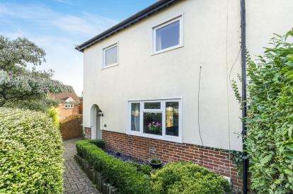 3 Bedrooms Semi Detached House for sale in Sarisbury Green, Southampton, Hampshire