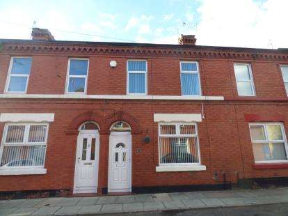 2 Bedrooms House for sale in Hardy Street, Garston, Liverpool, Merseyside, L19